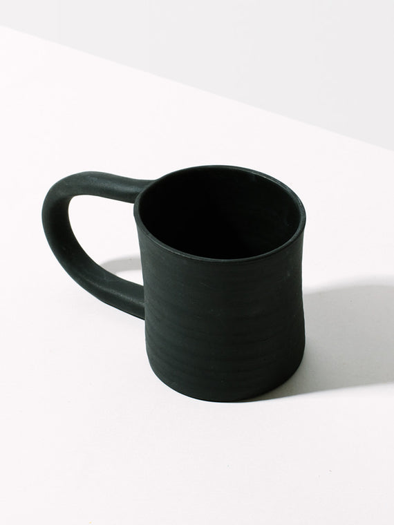 Black Short Mug Photo