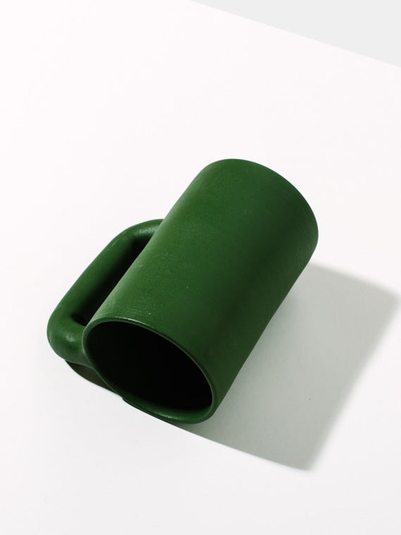 Green Tall Mug Photo
