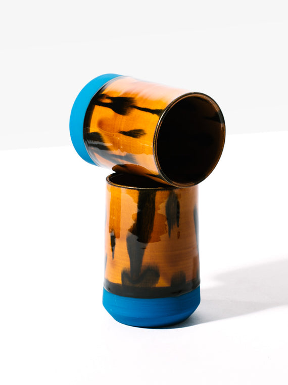 Tortoise Shell Tumbler Photo