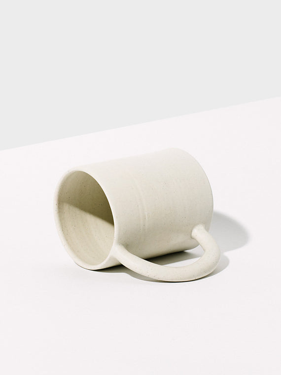 White Short Mug Photo