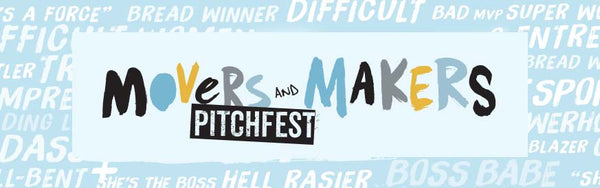 Title Nine Movers & Makers Pitchfest 2019