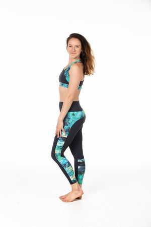 Agua Leggings | hidden dreams
