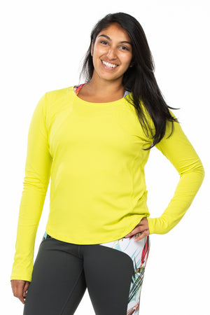 Brisa Top | lemon vibe
