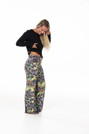 Ipanema Pants I Graffiti Bloom