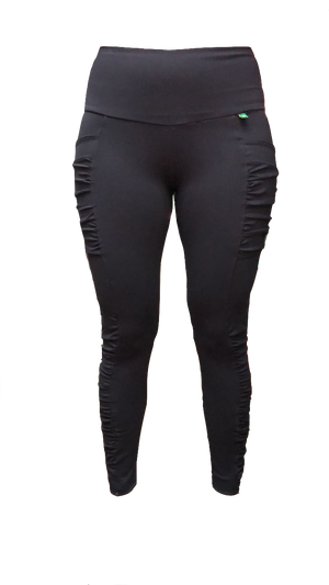 Power Pocket Legging - Black