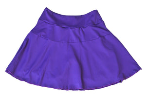 Bella Skort - Purple
