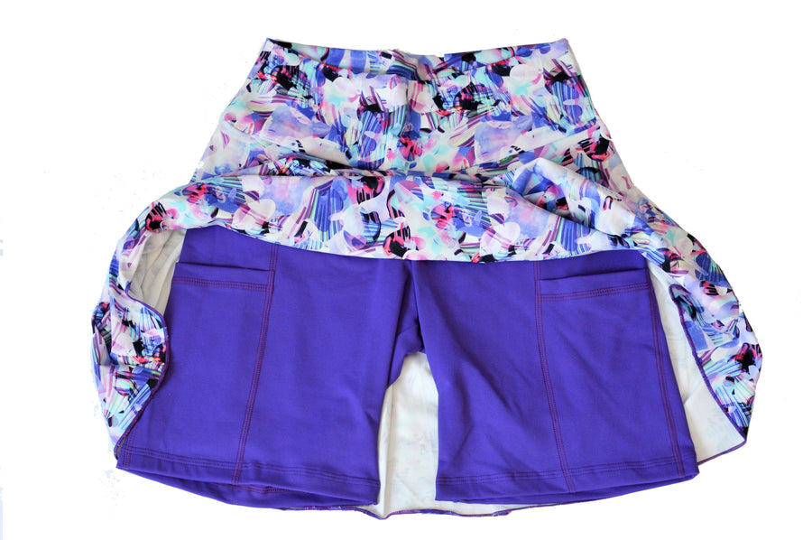 Skort Cruzer - Bright Reef