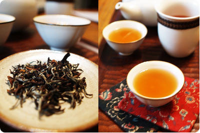 Oriental Beauty Oolong Tea Special Aroma Caused by Leap Hoppers