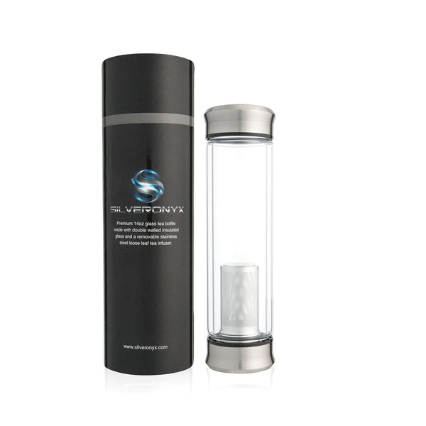 Glass Travel Tea Infuser