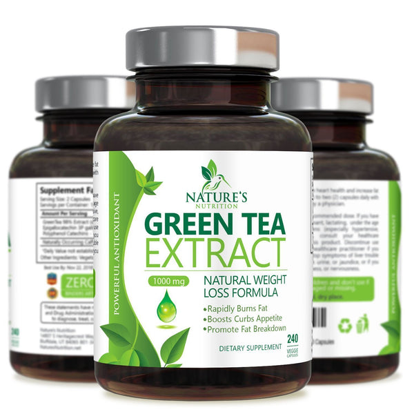 Green Tea Extract with EGCG