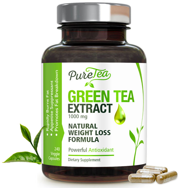 PureTea Green Tea Extract