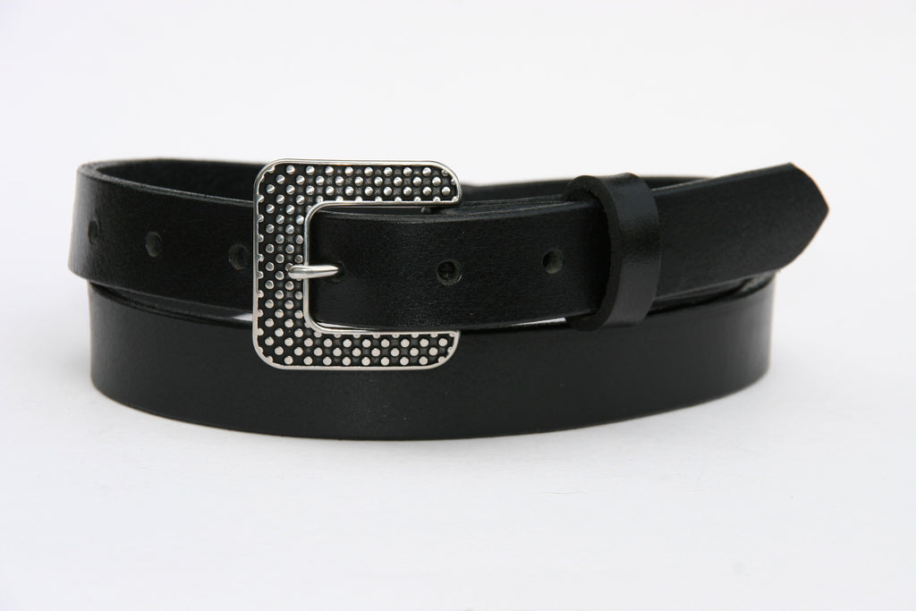 Help! How do I choose a great leather belt?