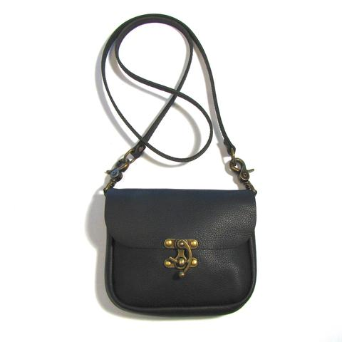 Leather Cross Body Purse