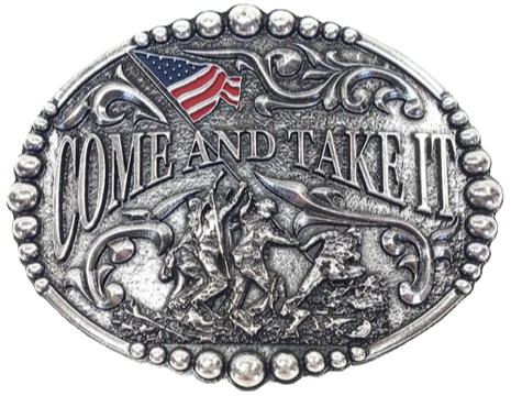 AndWest Come and Take It Buckle