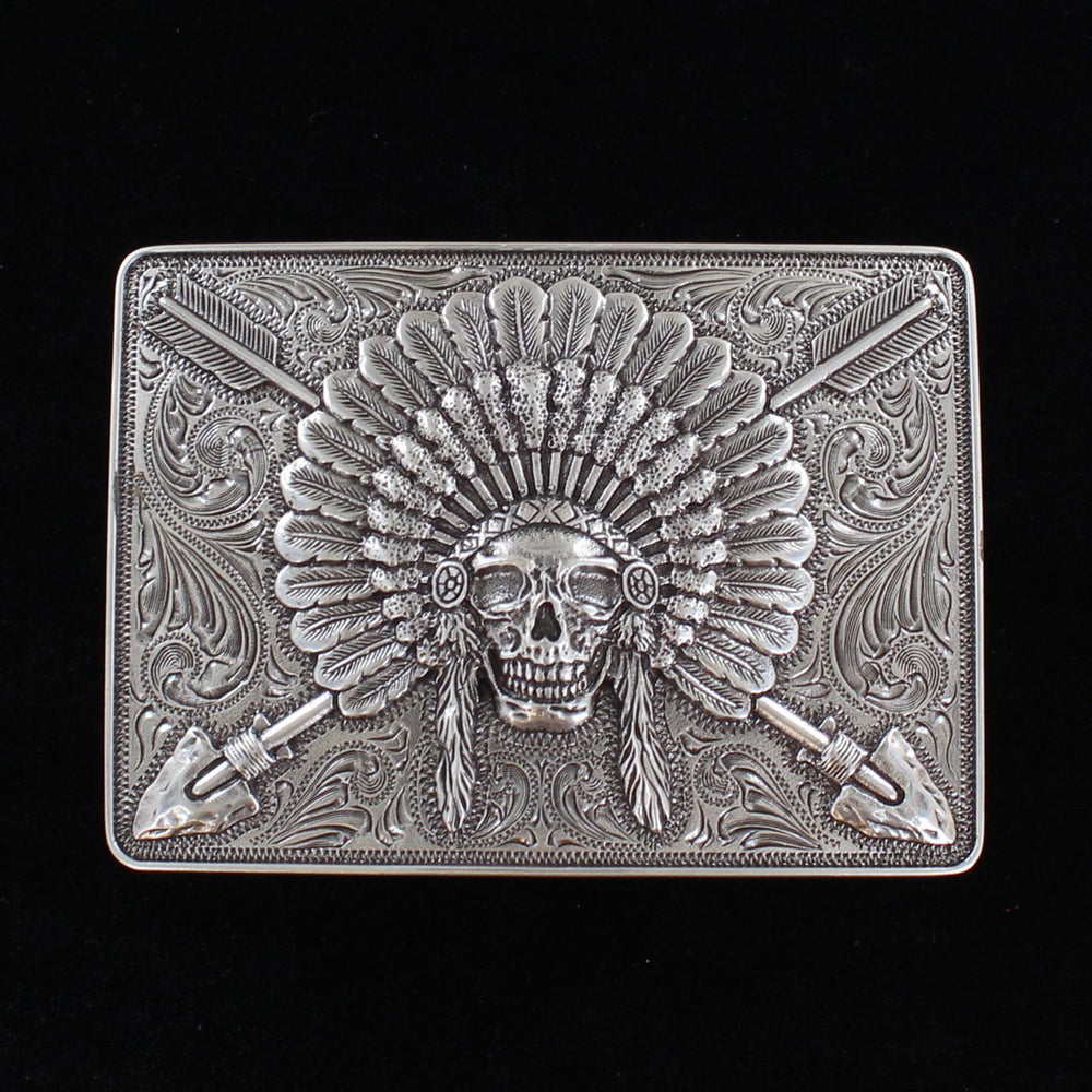 Ariat Indian Chief Buckle