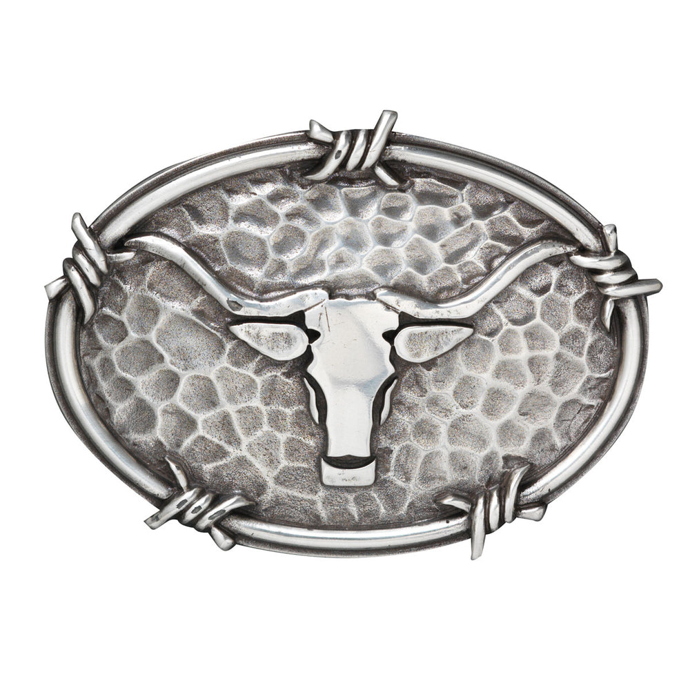 Ariat Steer Head Buckle