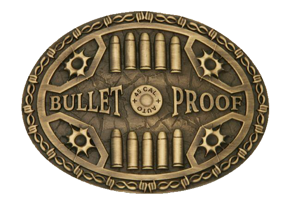 Bullet Proof Buckle