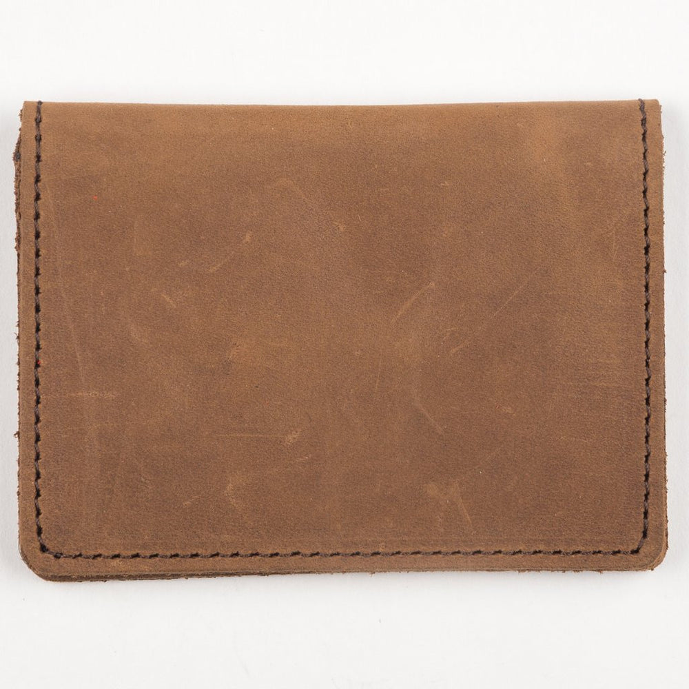 Front Pocket Wallet Folded