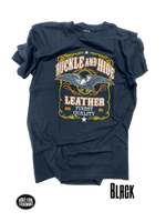 "Buckle and Hide ""Eagle"" T-Shirt"