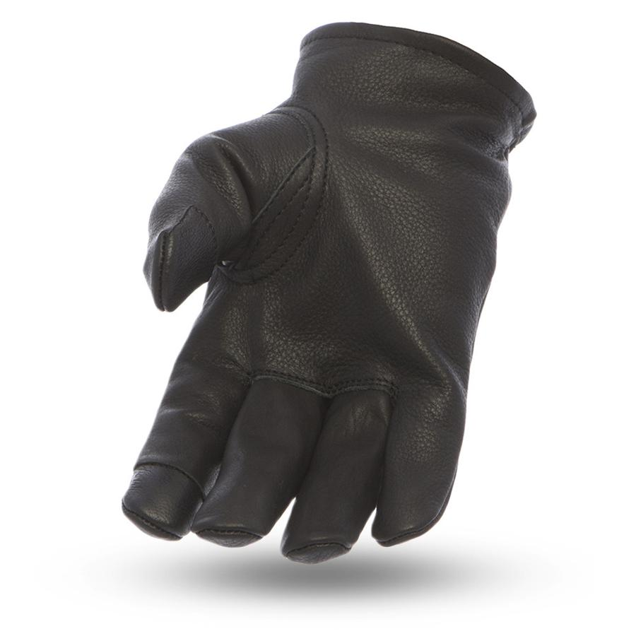 leather driving glove