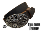 """El Rosa"" Buckle Combo Set"