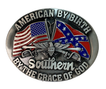 Grace of God Heritage Belt Buckle