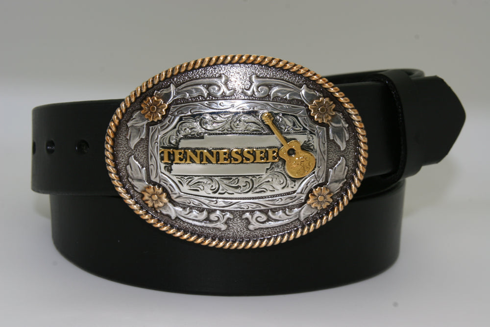 Tennessee Two Toned Buckle