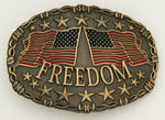 Freedom Belt Buckle