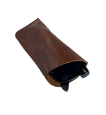 Made in USA Soft Leather cover. Available in Black or Assorted Brown. BUY MORE and SAVE!