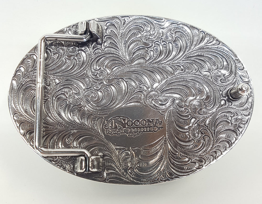 Don't Tread Belt Buckle