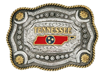Rope Edge Tennessee Buckle
