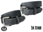 """The Storm"" Leather Belt"
