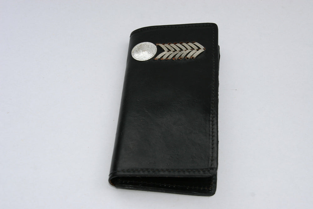 Roper Wallet with Concho