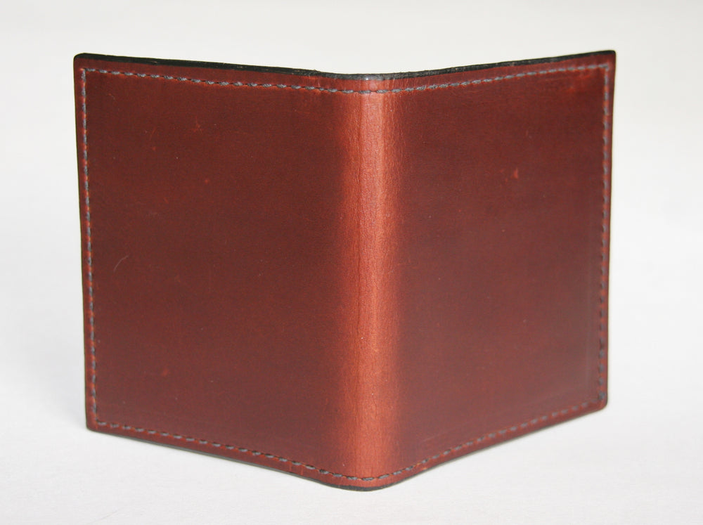 Cash and Card front pocket wallet outside