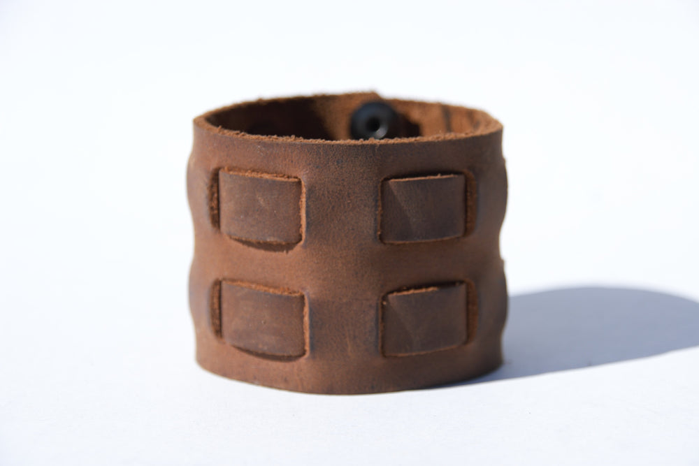 Wide Laced Cuff