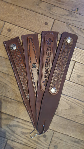 Custom Name Guitar Strap coming soon! $99 & up