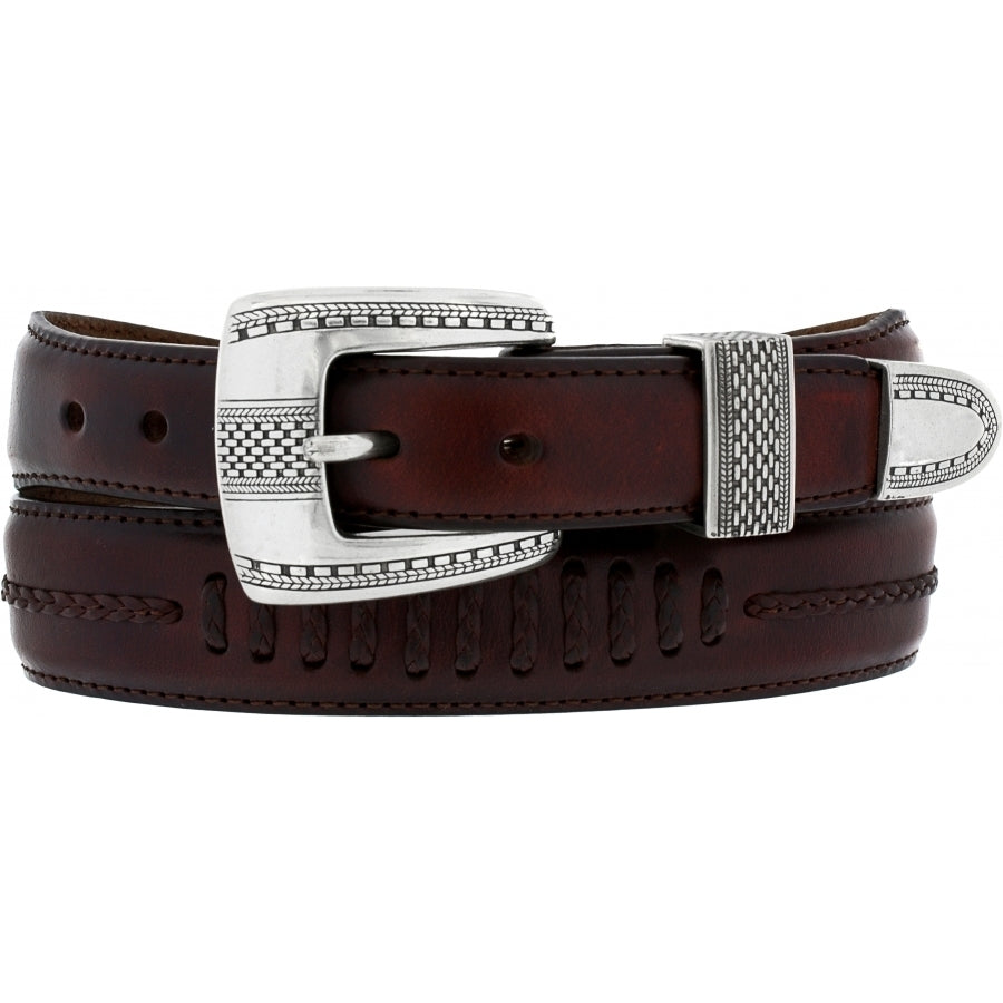 Salina Leather Dress Belt by Onyx