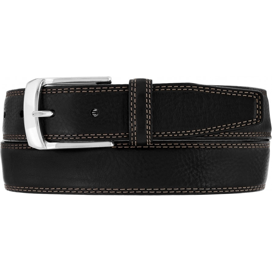 Ventura Classic Leather Dress Belt by Brighton