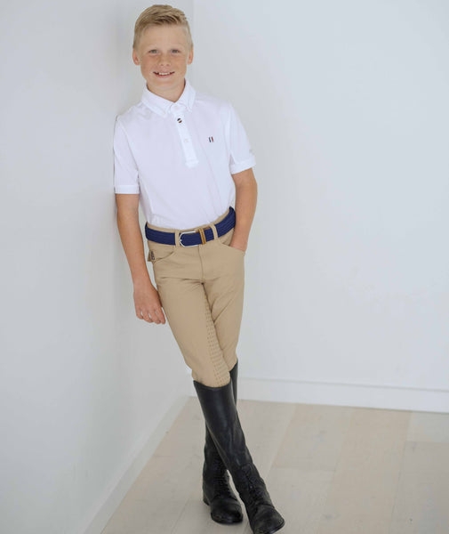 BOYS SILICON KNEE BREECH