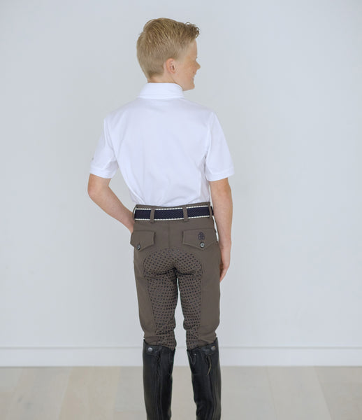 BOYS FULL SILICON SEAT BREECH