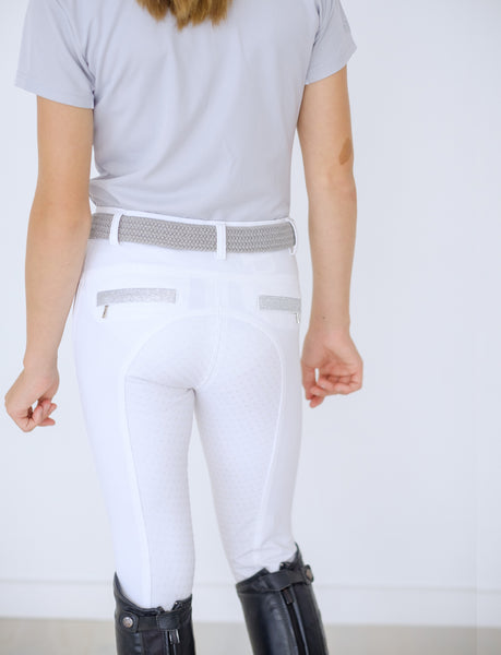 'ASPEN' WHITE BAMBOO COMPETITION BREECH