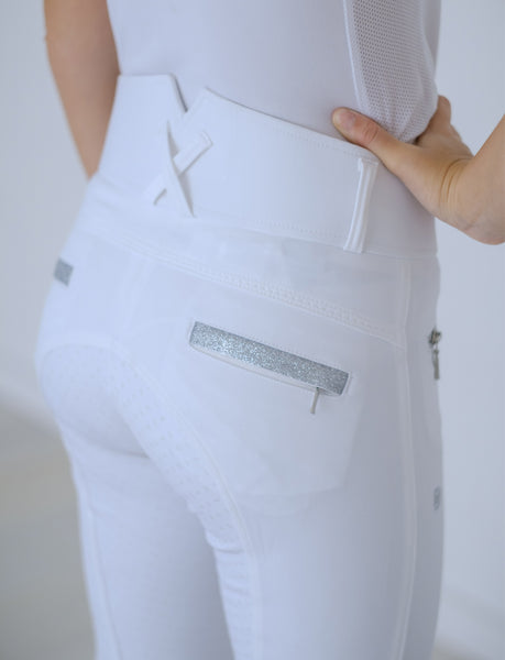 'ASPEN' HIGH WAIST COMPETITION BREECH