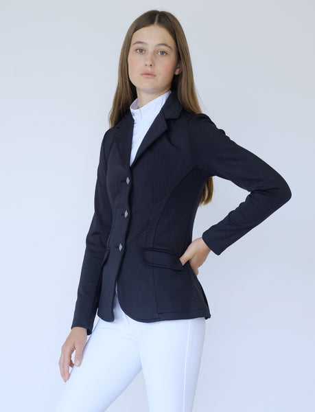 TAILORED RIDING JACKET