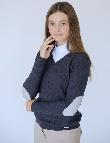 CLEMENTINE CASHMERE PULLOVER