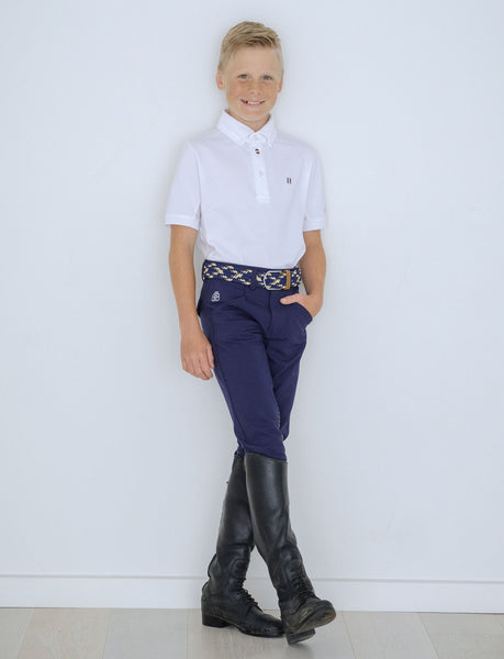 'SAM' BOYS SILICON KNEE BREECH