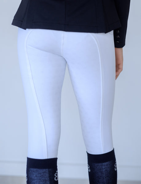 'MIA' CLASSIC WHITE COMPETITION BREECH