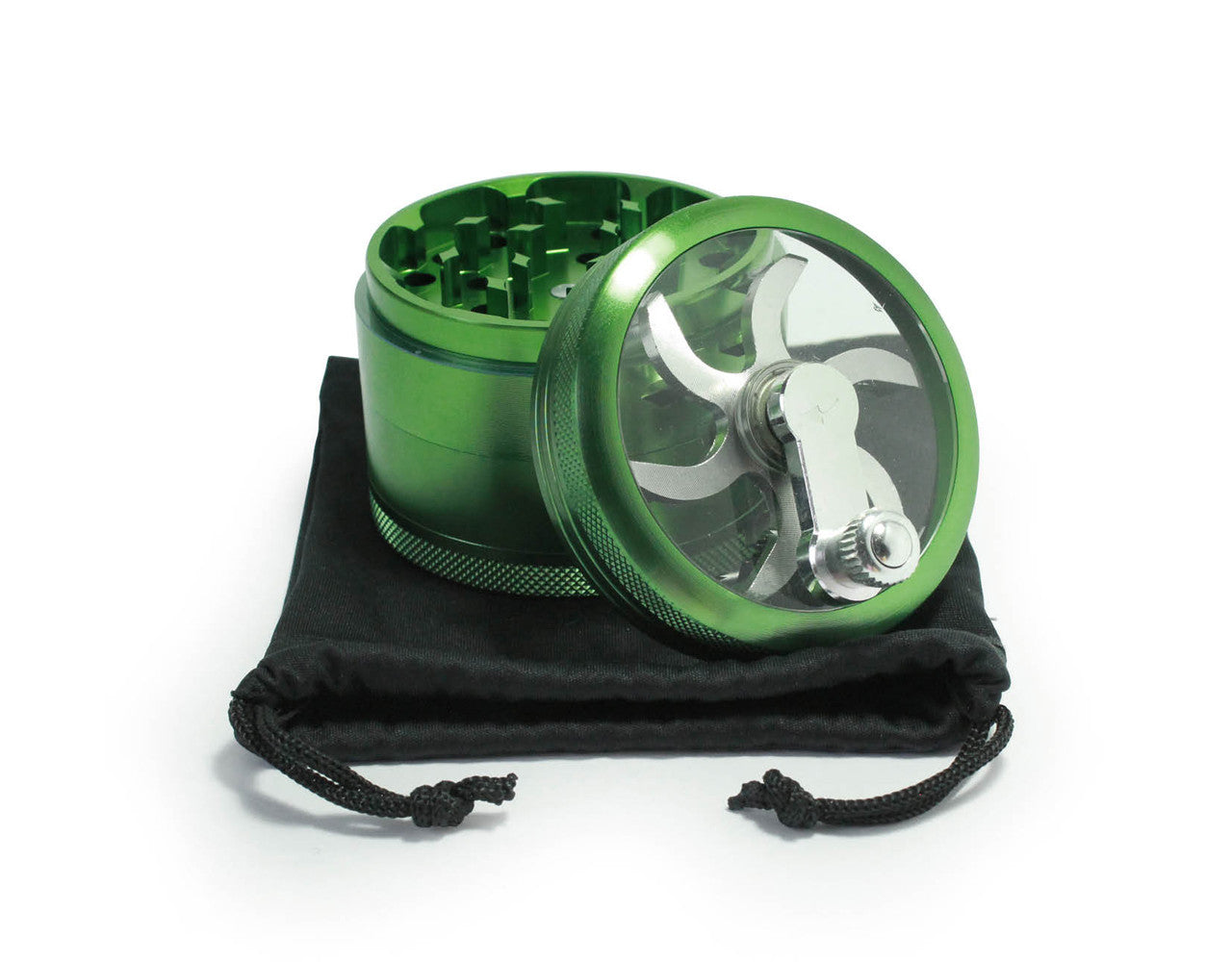 "MasterGrind Green Mill Grinder 63mm Large (2.5"")"