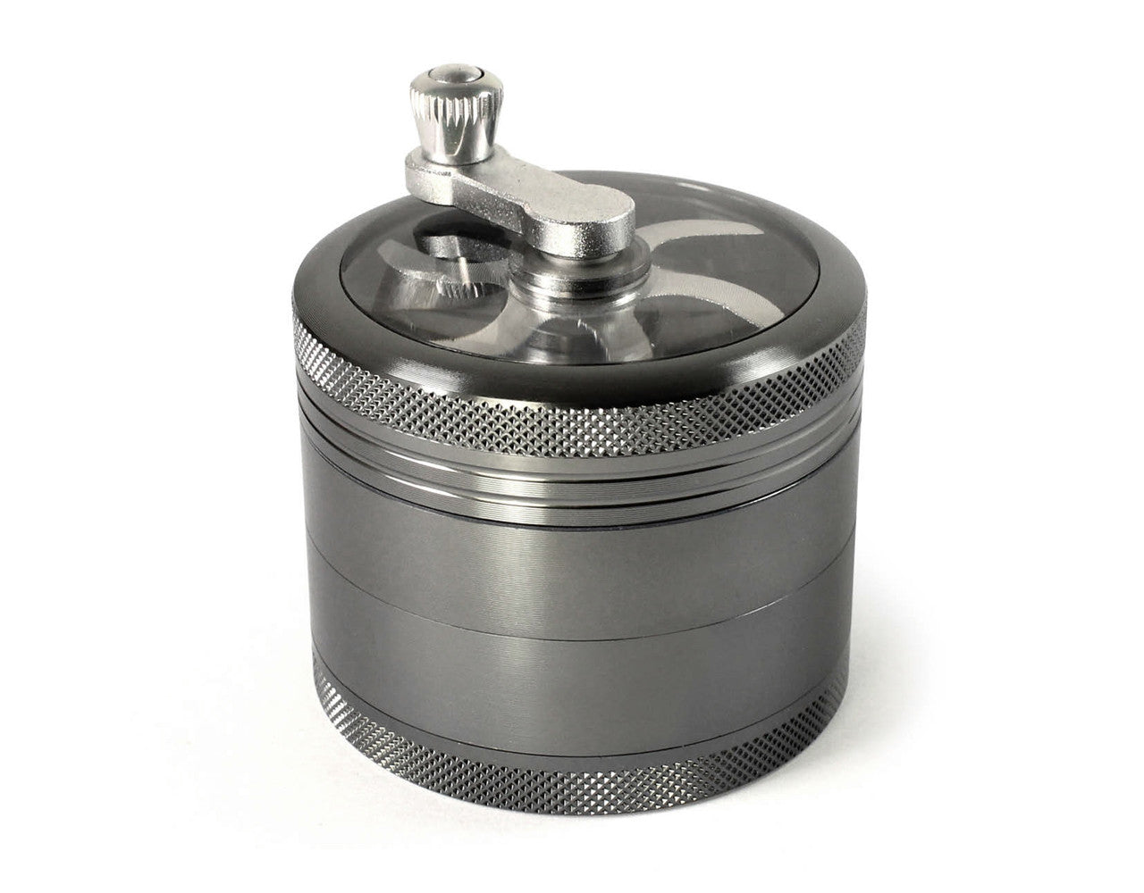 "MasterGrind Gunmetal Mill Grinder 63mm Large (2.5"")"