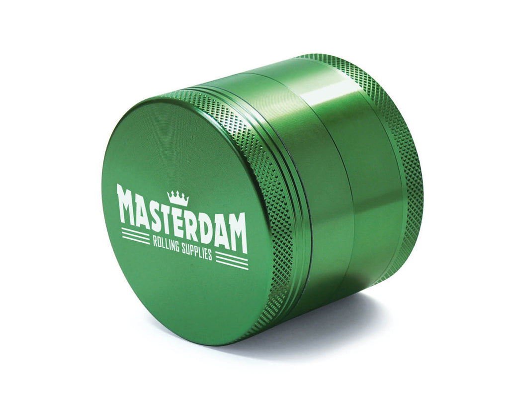 "4-Piece Green Grinder 55mm Standard (2.2"")"