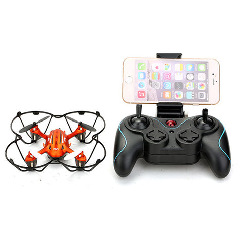 JJRC H6W WiFi FPV With 2MP Camera Headless Mode One Key Return RC Quadcopter